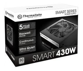 Fonte 430w Thermaltake Smart Atx2.3/a