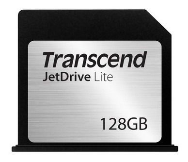 Imagem 1 de 2 de Transcend Jetdrive Lite 130 128gb Cartão Memória Macbook Air