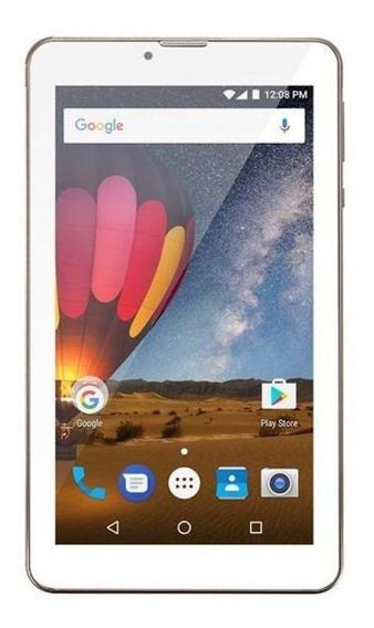 Tablet Multilaser M7 3g Plus 1gb 8gb Tela 7 Dourado Nb272