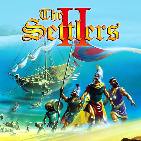 The Settlers 2 Pc Digital