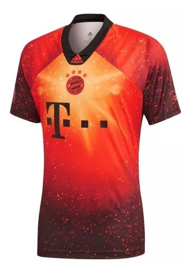 Camisa Nova Ea Sports Bayern De Munique 2019 - Super Oferta