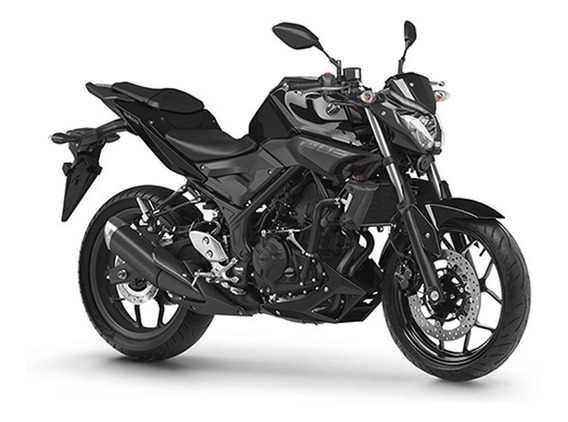 Yamaha Mt-03 Modelo 2019 Negra