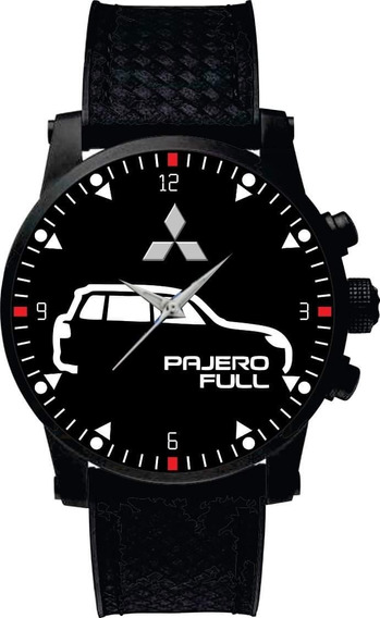 Relógio De Pulso Personalizado Pajero Full - Cod.shrp011