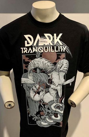 Dark Tranquillity Skull T-shirt Merch Official Import