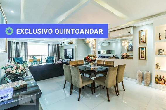 Apartamento No 16º Andar Com 4 Dormitórios E 3 Garagens - Id: 892950883 - 250883