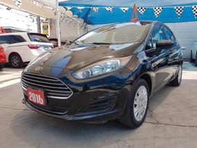 Ford Fiesta 2016 1.6 ¨s¨ Std A/ac