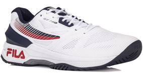 Tênis Para Jogar Tênis Fila Ot Pro Branco All Court 2019
