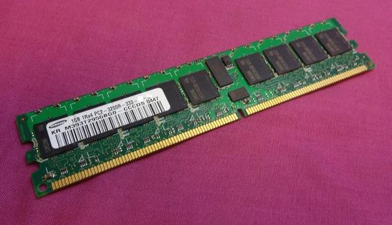 Memoria Ram Samsung Ddr2 1gb 3200r 333-12-c3 - Servidor