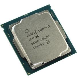 Processador Intel Core I3-7100, Cache 3mb 3,9ghz Lga 1151