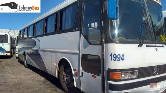Ônibus Rodoviário Mercedes Benz O371rs - Ano 1994- Johnnybus