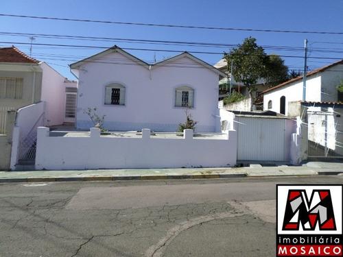 Imagem 1 de 23 de Casa Na Vila São Paulo Próximo De Comércios, Quintal, 01 Vaga Coberta. - 23233 - 69517194