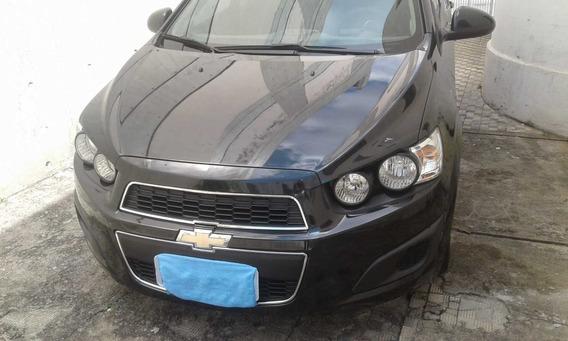 Sonic Sedan Lt 2013