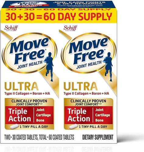 Colageno Tabletas De Acción Tripl - Unidad a $4928