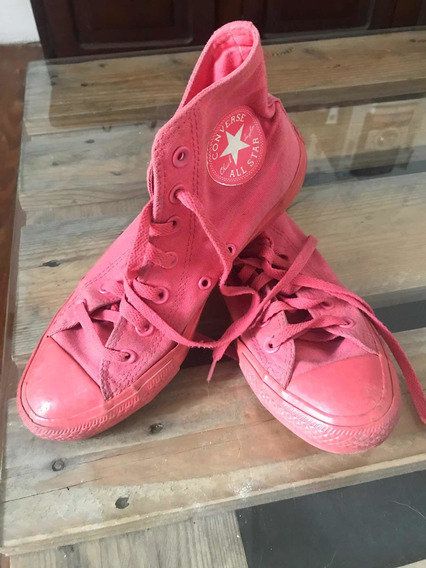 Zapatillas All Star Convers Cancheras Miralas