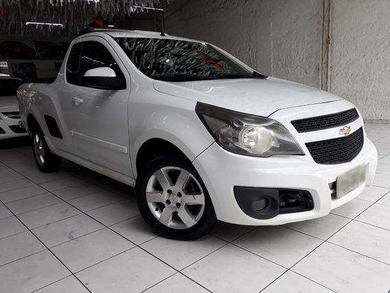 Chevrolet Montana Sport 1.4 Flex / Montana Temos Fiat Strada