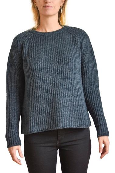 Sweater Pullover Mujer Brooksfield Moda Tejido Elegante D1