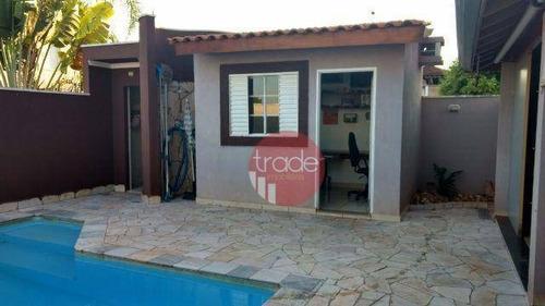 Imagem 1 de 15 de Casa Com 3 Dormitórios À Venda, 280 M² Por R$ 1.100.000,00 - Condomínio Residencial Alto Bonfim I - Ribeirão Preto/sp - Ca1609