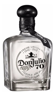 Tequila Don Julio 70 Cristalino Añejo 700 Ml