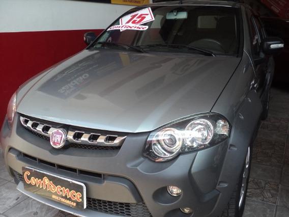 Fiat Palio W.adventure 1.8 Dual Flex 2015 Completa $37990,00