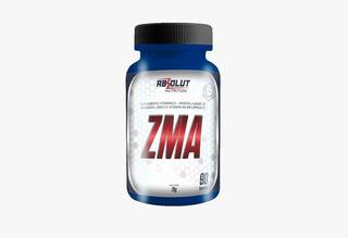 Zma Absolut Nutrition Suplemento Vitamínico 120 Cápsulas