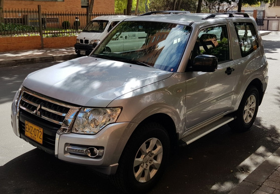 Mitsubishi Montero Hard Top 3.5 Full Equipo 2018