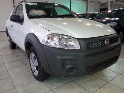 Fiat Strada Working Doble Cabina-anticipo $50.000 O Usado