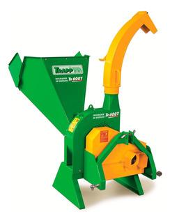 Triturador De Galhos, Troncos P/ Trator Trapp Tr 600t