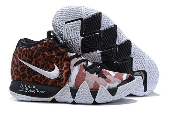 Tênis Nike Kyrie 4 Leopard Original