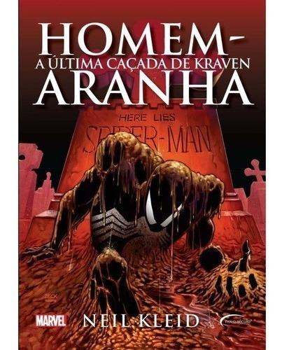 Literatura Marvel Homem-aranha - A Última Caçada De Kraven