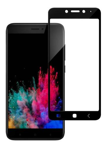 Vidrio Templado Pega Todo Xiaomi Redmi Note 4 / 4x - Otec
