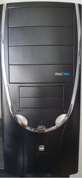 Computador Gamer 8gb / Hd 320/ Placa Vídeo 2gb Monitor 19