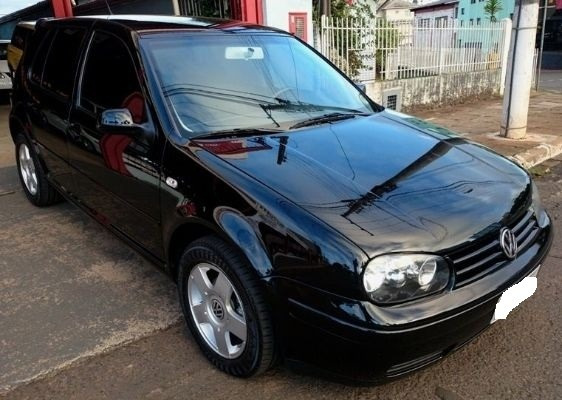Volkswagen Golf 1.6 Generation 8v Gasolina 4p Manual 2005