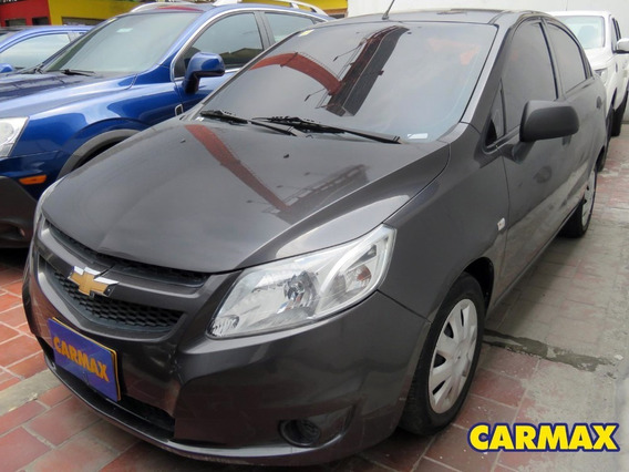 Chevrolet Sail Lt Sedan 1.4 2015 Gris