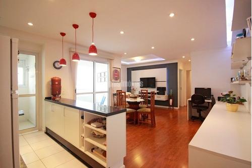 Apartamento Com 2 Dormitórios À Venda, 70 M² Por R$ 640.000,00 - Barra Funda - São Paulo/sp - Mi124474