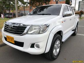 Toyota Hilux Euro Iv Mt 2500cc Td 4x4 Aa 2ab Abs