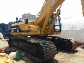 Excavadora Carterpillar 345bl 2000 Funcionando