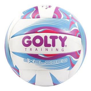 Balon Voleibol Training T688477 Golty Exploded-blanco