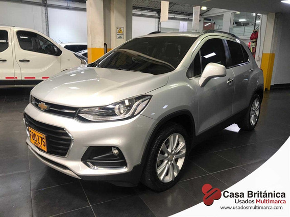 Chevrolet Tracker Ltz Automatico 4x2 Gasolina