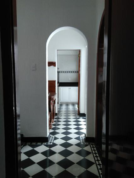 Renta Casa Habitación En El Corazón De La Colonia Condesa