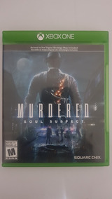 Murdered Soul Suspect Xbox One Midia Fisica