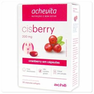 Cisberry 30 Cápsulas