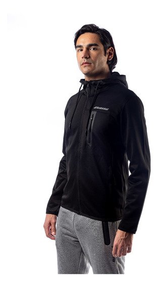 Jacket Pure Soft Black