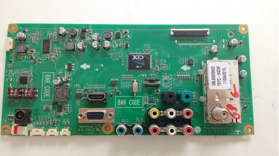 Placa Principal Monitor Tv Lg M1950a