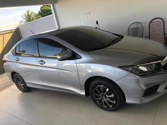 Honda City 1.5 Personal Flex Aut. 4p 2018