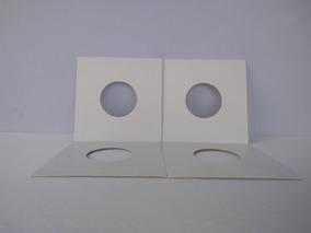 300 Capas Compactos 7 + Plásticos Exter 0,15 Vinil Sacos