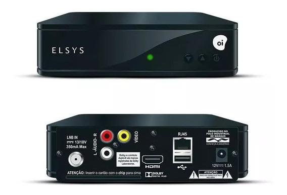 Receptor Original Oi Tv Ys Etrs44 Hd + Hab Gratis