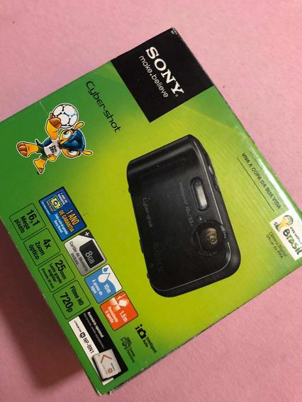 Camera Sony A Prova Dágua 16.1 Mega Pixels
