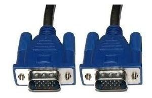 Cable Vga Macho-macho Con Filtros 1.5 Metros