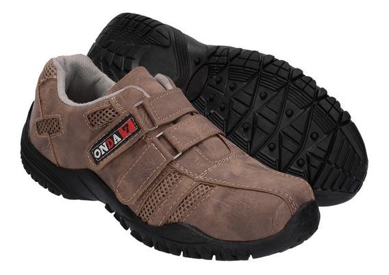 Sapato Tênis Masculino Casual Adventure Baixo 2 Cores Onda7