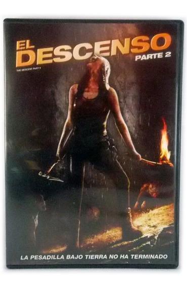 El Descenso 2 The Descent Part 2 Dvd  shauna Macdonald 